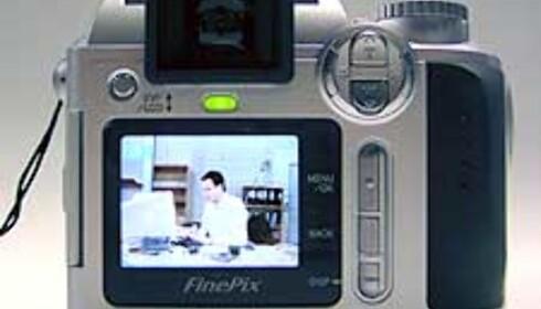 Fujifilm FinePix S304