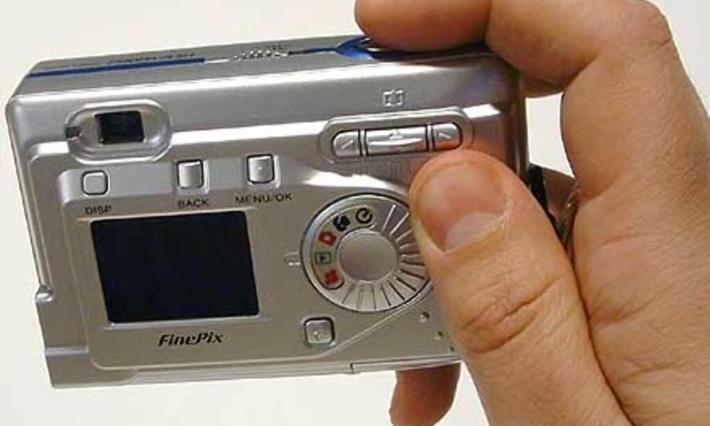 image: Fujifilm FinePix A303