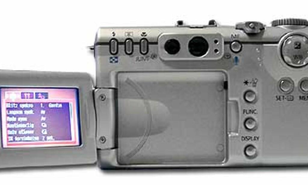 image: Canon Powershot G3