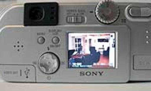 image: Sony DSC-P51