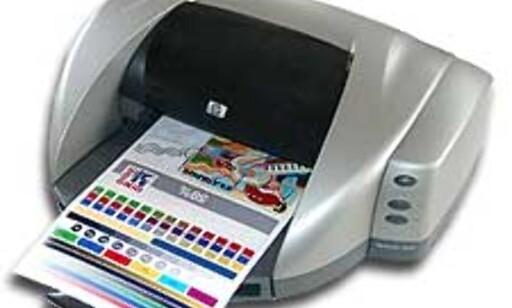 image: HP Deskjet 5550