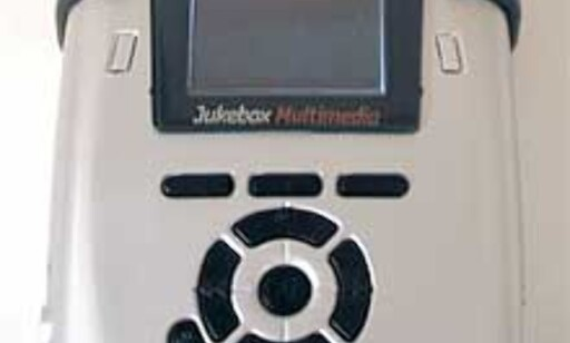 image: Archos Jukebox 20