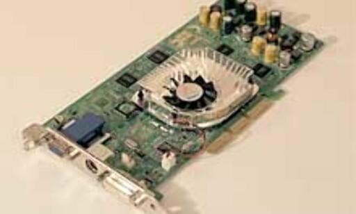 image: GeForce 4 4400