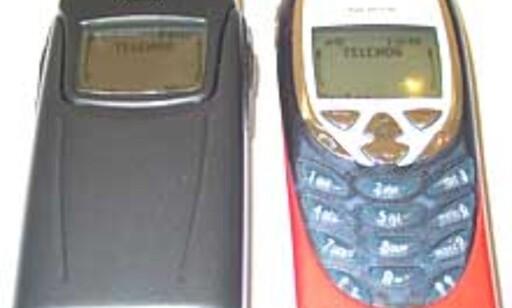 Nokia 8910 vs. 8310