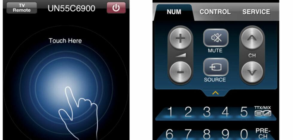 image: Styr din Samsung-TV med iPhone