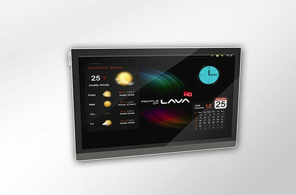 Denne TV-en har Android!