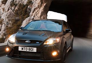 Møt Ford Focus RS500