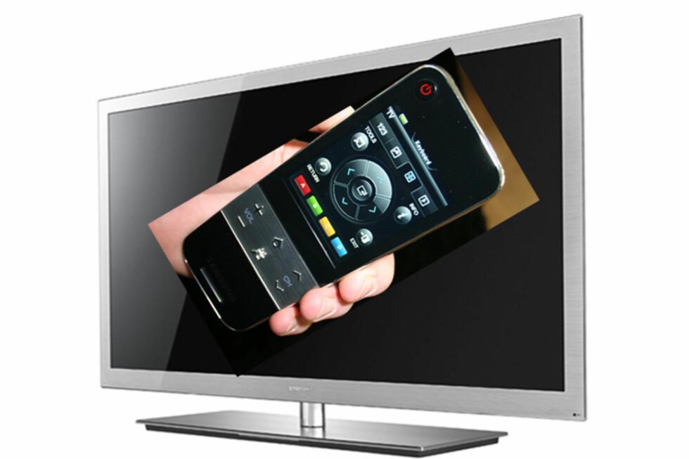 Samsung LED TV: 9-serien UE55C9005