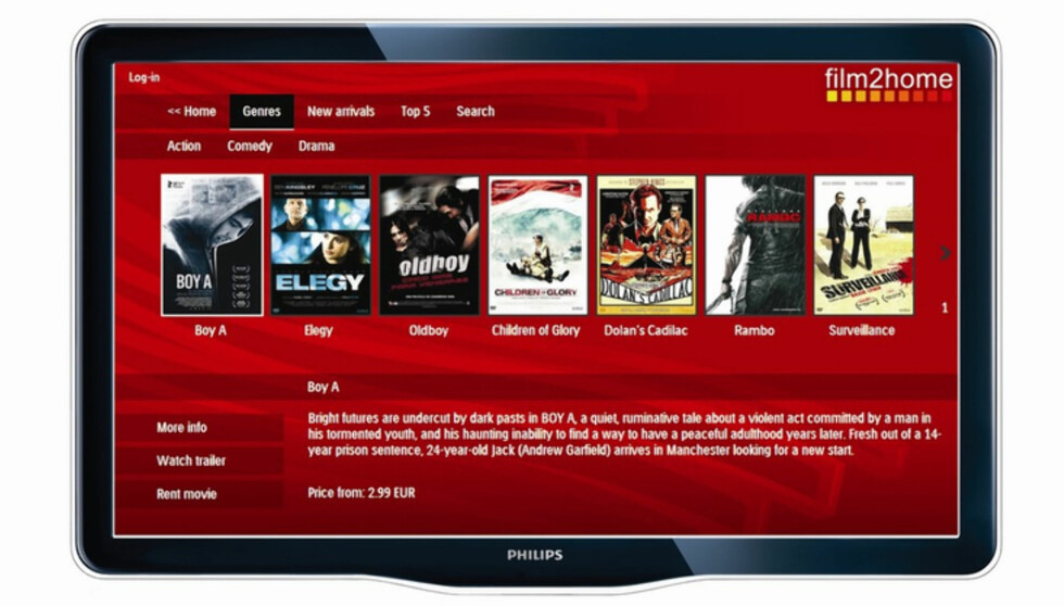 NetTV Video on Demand, dette kan bli en stor nyhet. Foto: Øivind Idsø