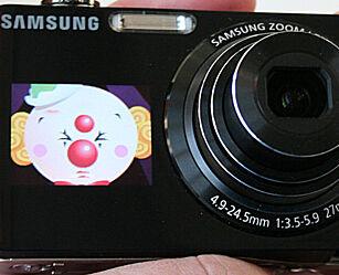 image: Samsung P150 og PL100 smiler til deg