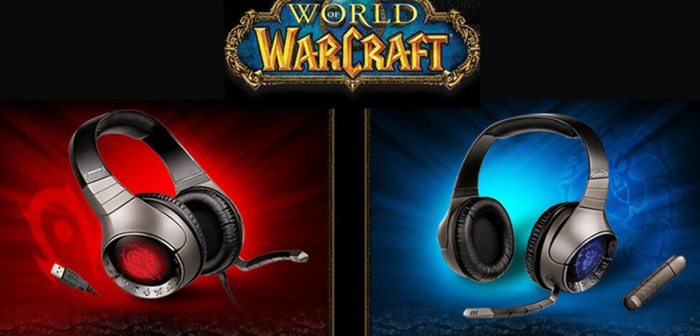 image: WoW: Sound Blaster World of Warcraft