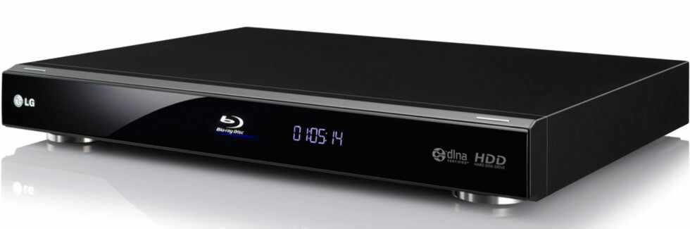 LG HR500: Den nye drømmespilleren