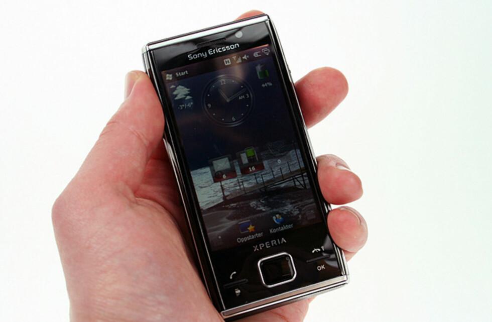 TEST: Sony Ericsson Xperia X2