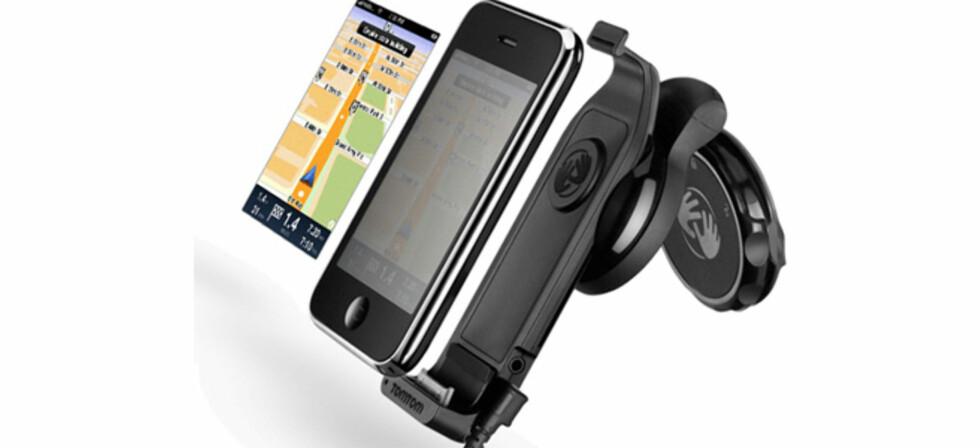 Er dette GPS-en du har ventet på? Bilde: TomTom