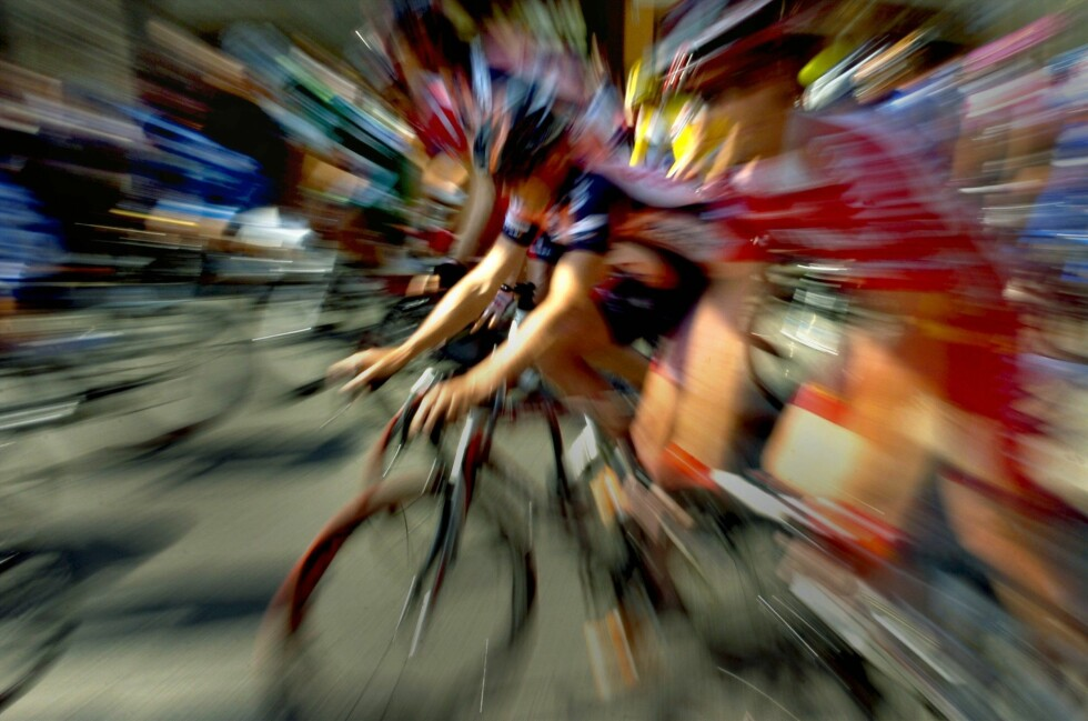 Tour de France i HD. Jada ... Foto: Colourbox.com