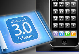 Her er iPhone OS 3.0
