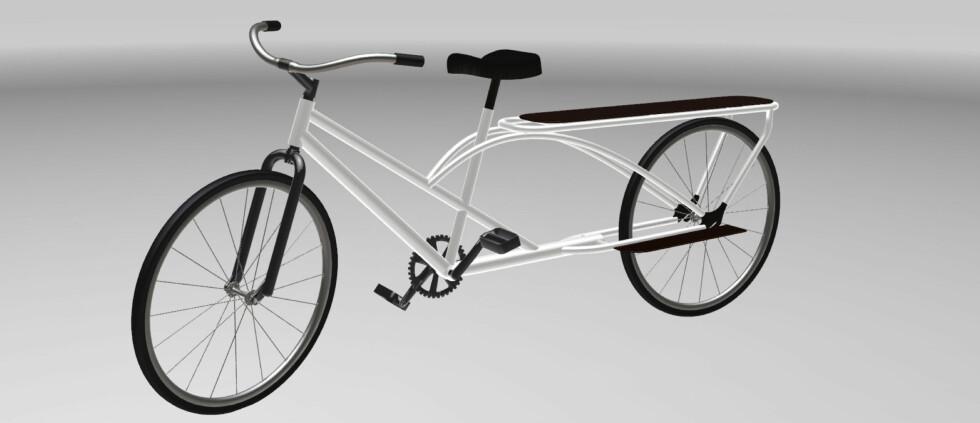 Ny norsk sykkel