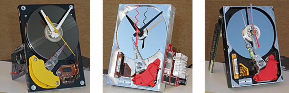 En klokke for data-nerden