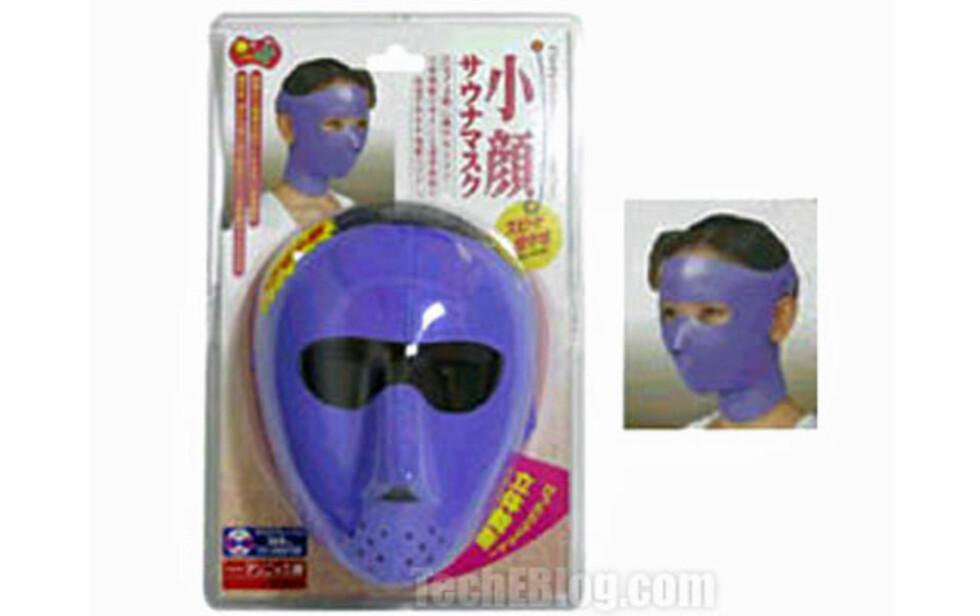 Smal i maska