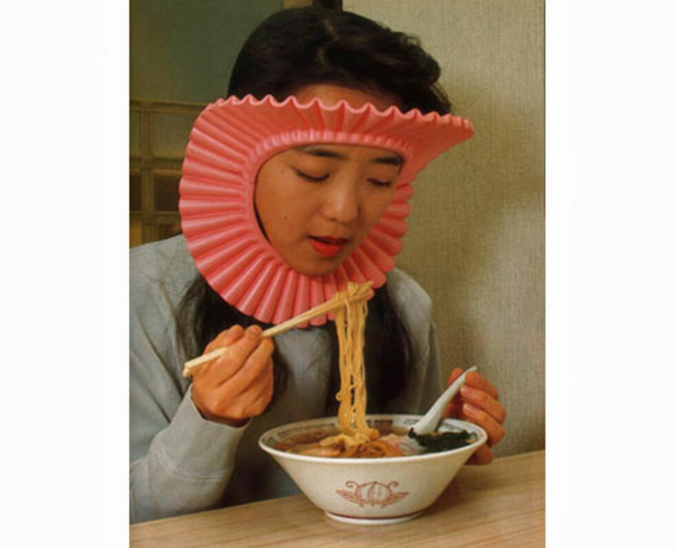 Aldri mer suppe i håret!