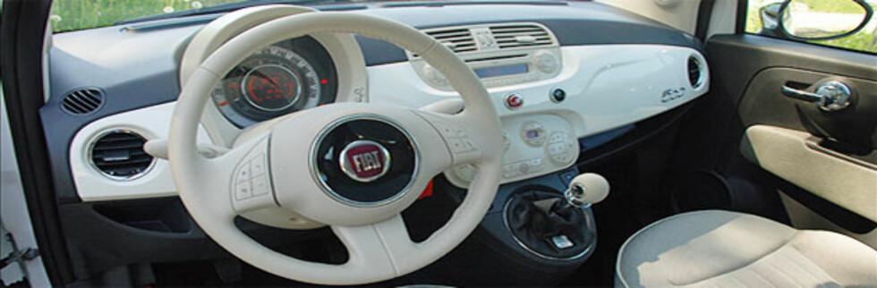 En Fiat 500 med hjerne
