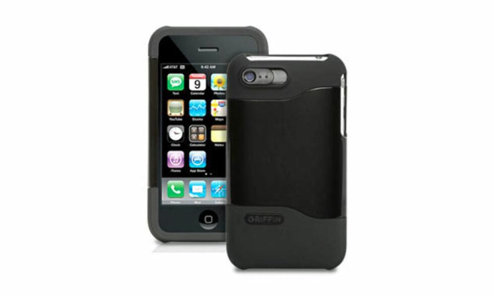 Makroobjektiv på iPhone