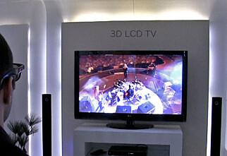 Din neste superTV vil være i 3D
