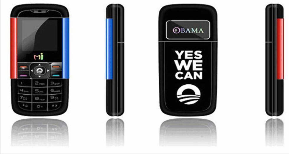 Obamas fansmobil