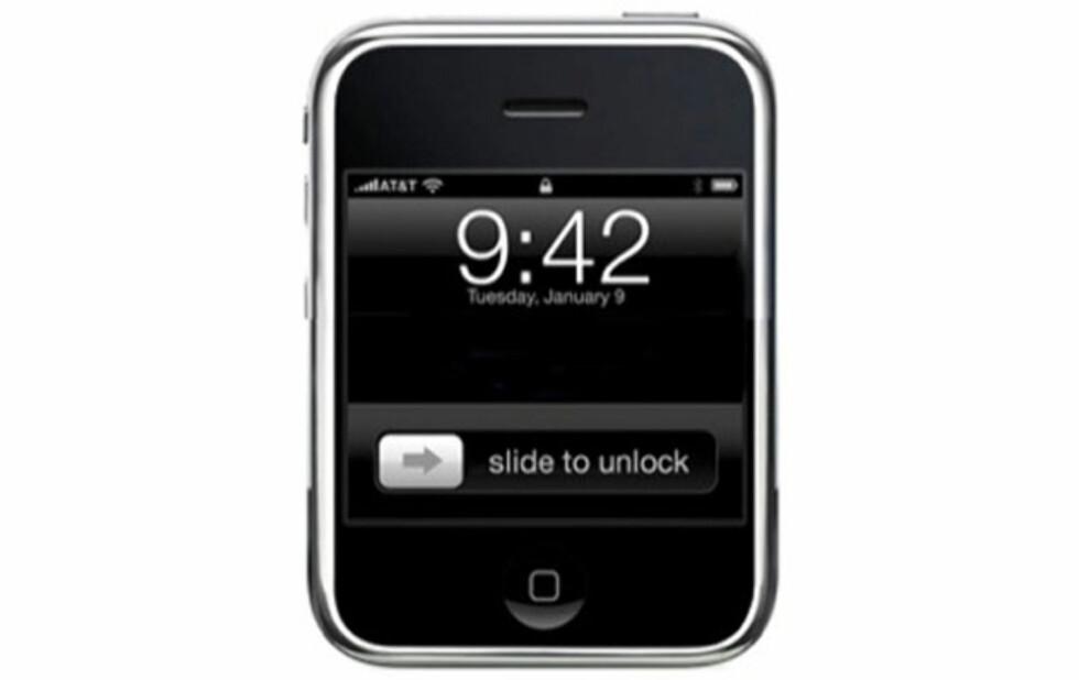 iPhone Nano rundt hjørnet?