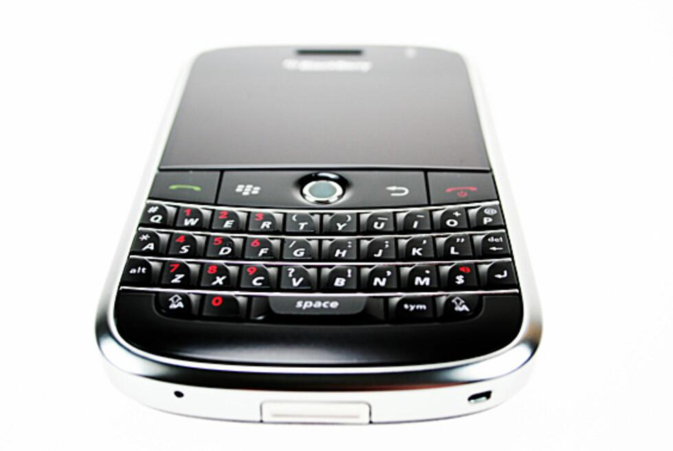 TEST: BlackBerry Bold