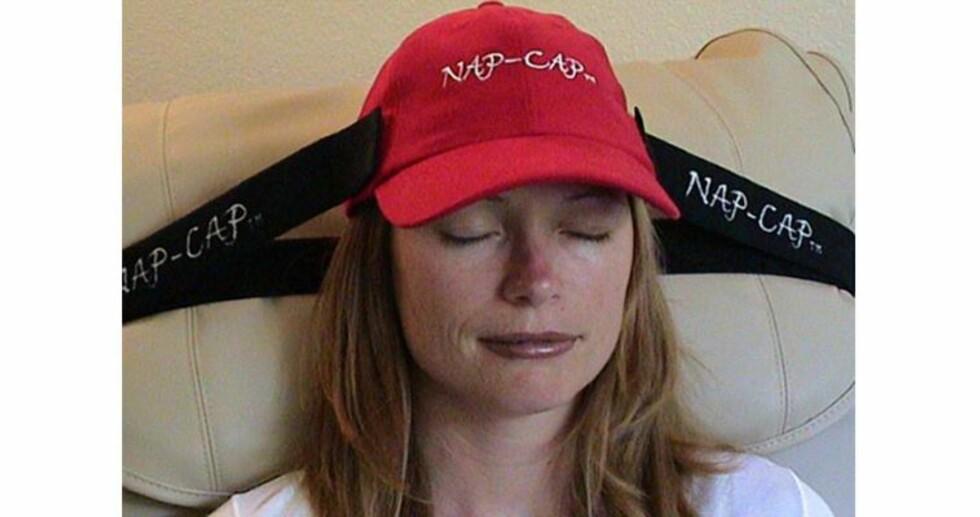 Sov søtt med Nap-Cap