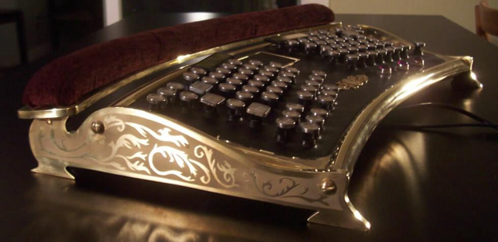 Et tastatur (nesten) verdt å dø for