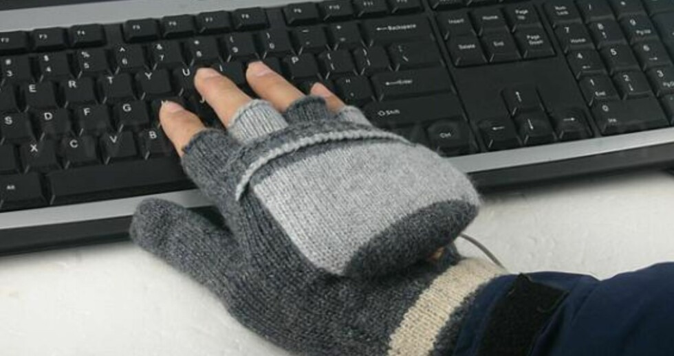 Bli varm med USB