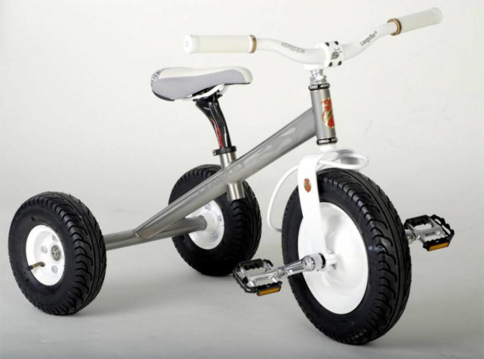 Trehjuling med b*ller