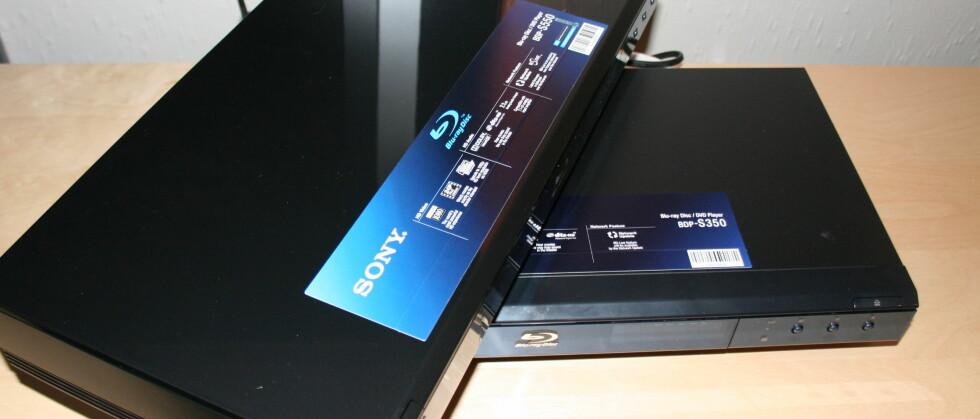 TEST: Blu-ray-kupp fra Sony