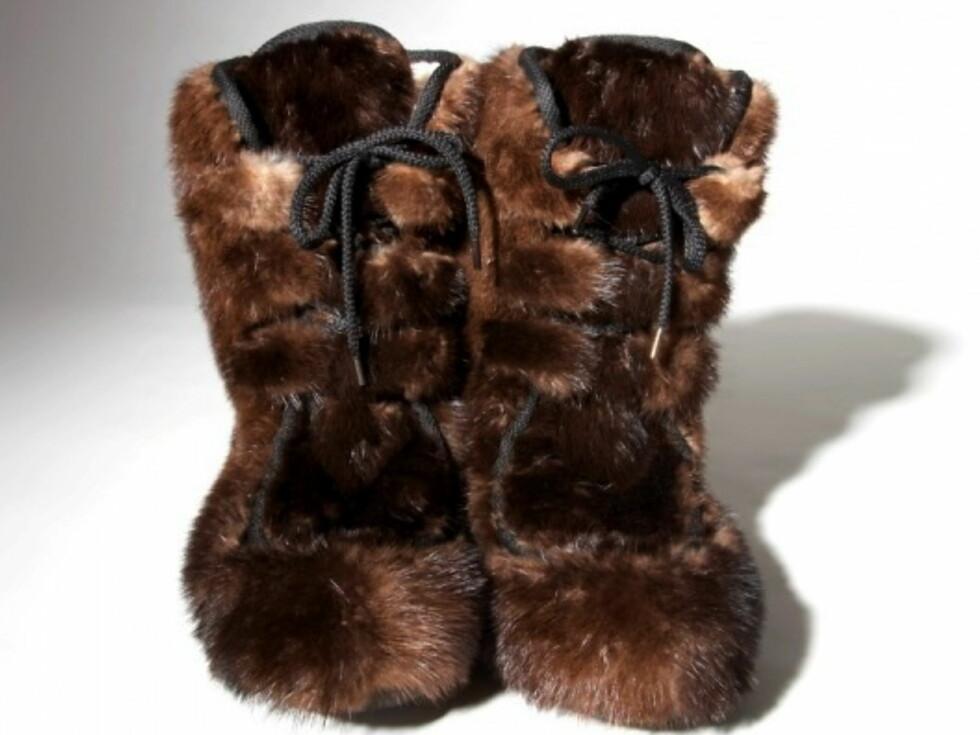 Verdens styggeste sko?