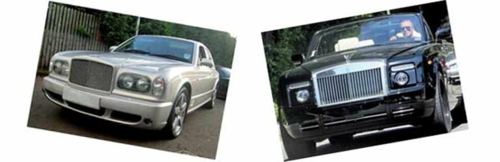 Nå kan du kjøpe Beckhams Bentley
