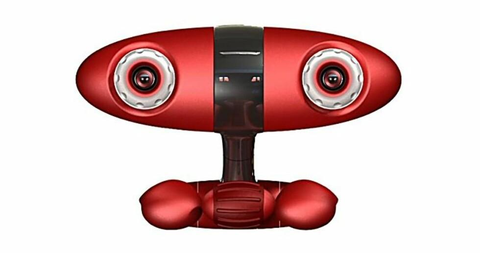 Nytt webkamera ser i 3D