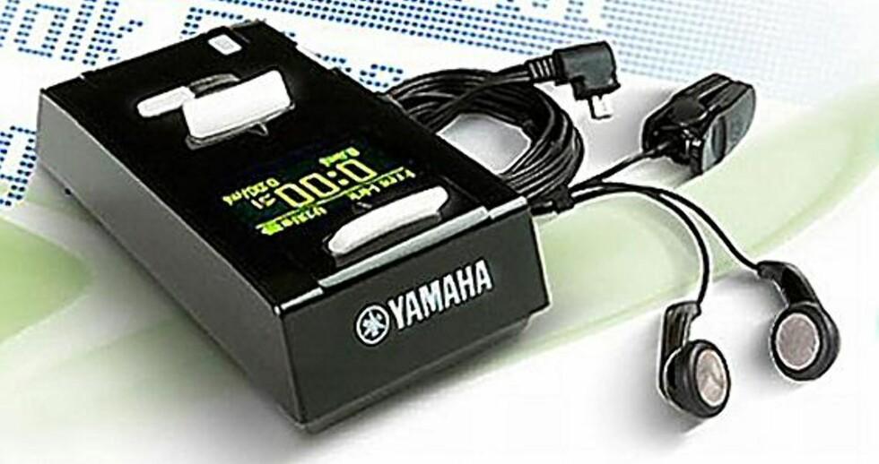 Kom i toppform med Yamaha