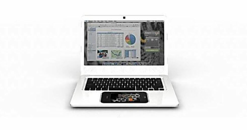 Ny laptop skiller seg ut