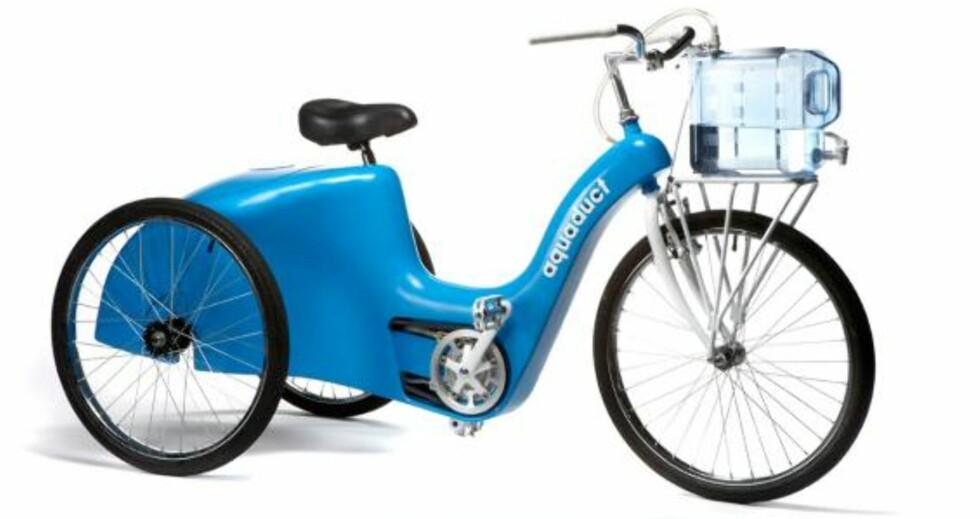 Denne sykkelen kan redde liv