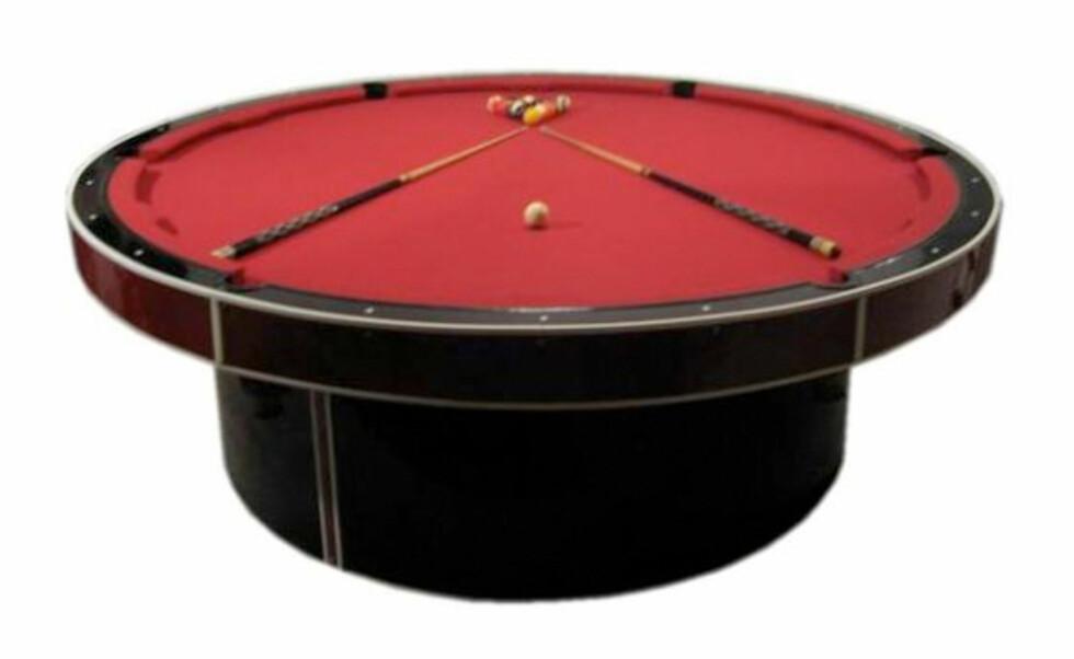 Kula er rund - bordet er rundt