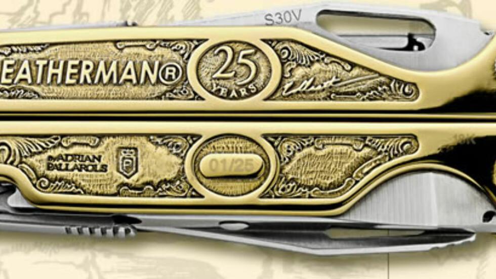 Den ultimate Leatherman-kniven