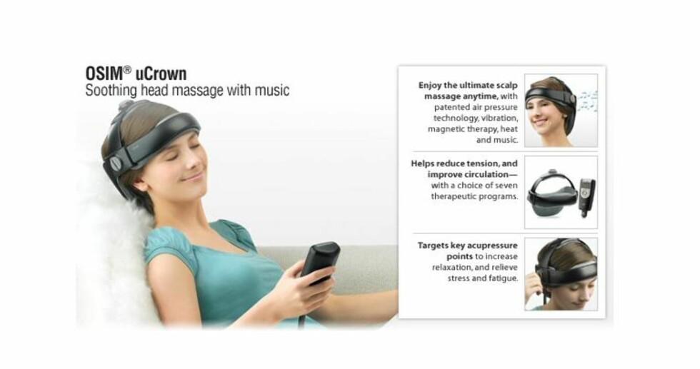 Musikalsk hodemassasje