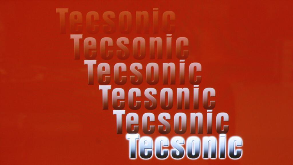 Tecsonics startbilde.