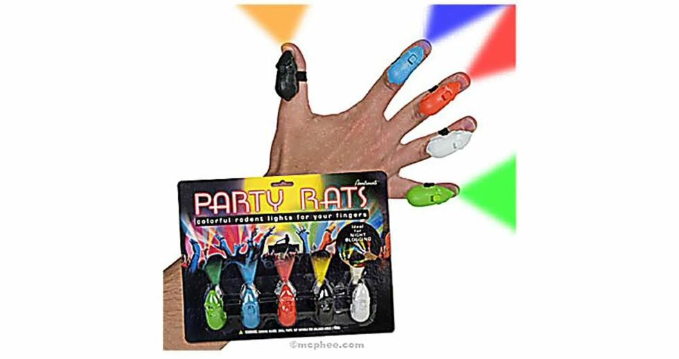 Fantastiske fargefingre
