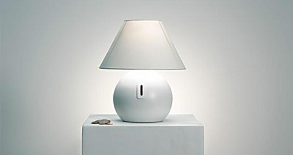 Eksklusiv sparelampe