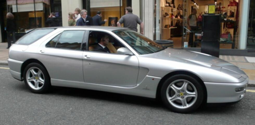 Her er Sultan-Ferrarien
