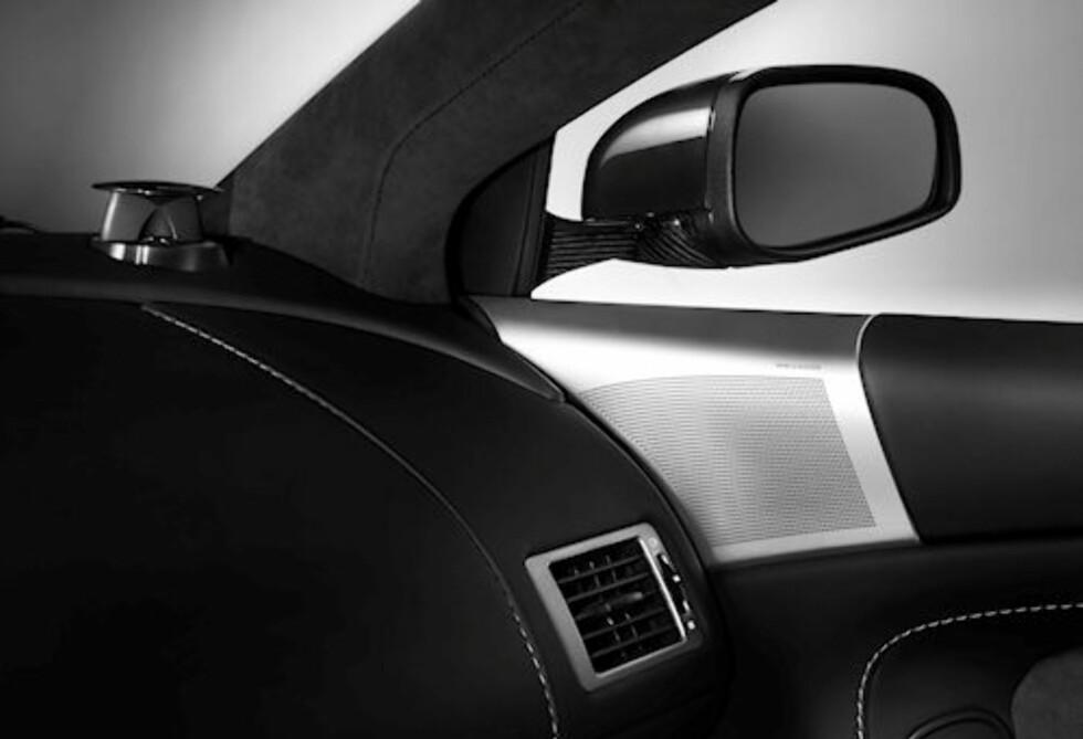 B&O gir superlyd til superbiler