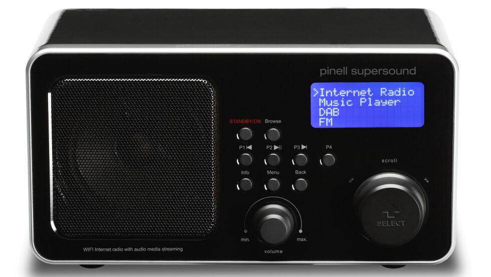 Denne radioen kan alt